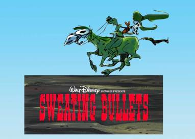 Image result for Disney Sweating Bullets