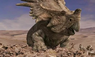 Dinosaur 2000 Film Review