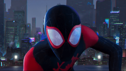 "Spider-Man: Into the Spider-verse"" Trailer Released 