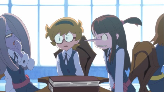 Image result for little witch academia 2013