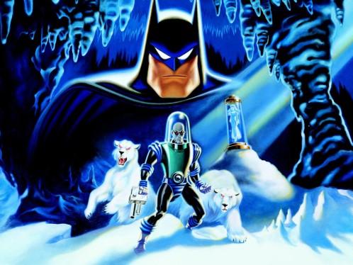 Batman Subzero