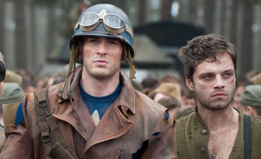 Bucky and Steve