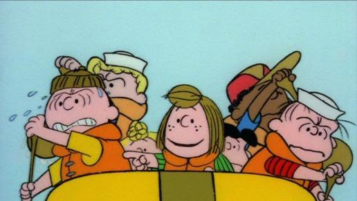 Race Charlie Brown 1