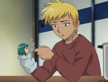 Poorly Midori