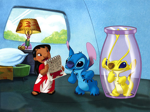 Stitch Movie 2
