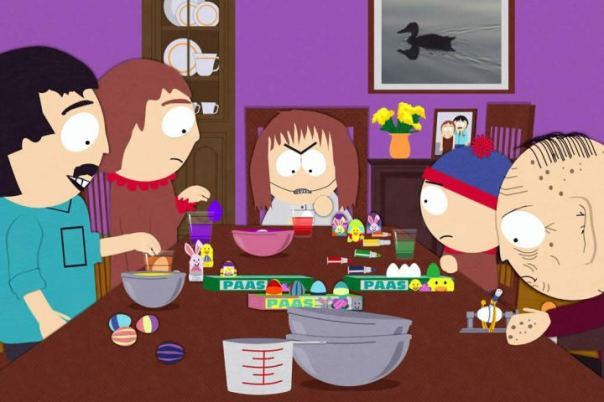Easter South Park 1