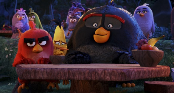 The Angry Birds Movie 2016 Movie Review